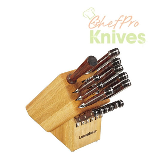 15 slot knife block