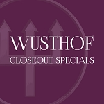 Wusthof Closeout Specials