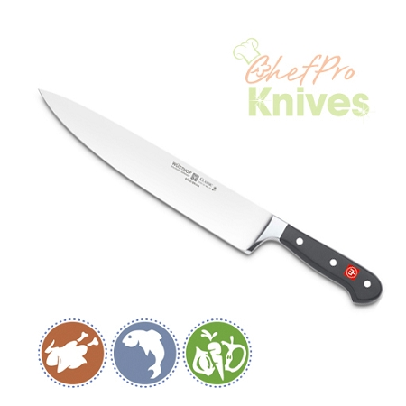 Wusthof Classic Cook's Knife - 10 in