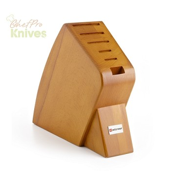 Wusthof 6-Slot Knife Studio Block, Cherry