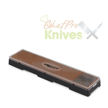 KitchenIQ Large Diamond Sharpening Stone - 11 in