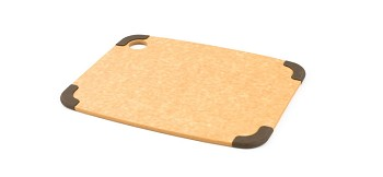 Epicurean Non-Slip Series Cutting Board - Natural with Brown Feet
