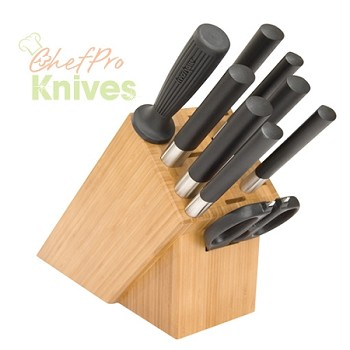 Kai Wasabi Black Block Set - 10 pc