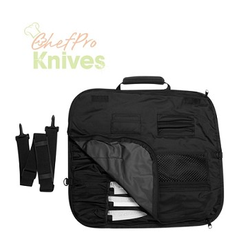Shun Knife Roll - 8 Slot