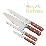Lamson Chef's Set of Knives, 4 Pc.