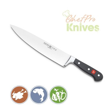 Wusthof Classic Cook's Knife - 9 in