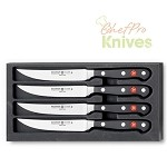Wusthof Classic Steak Knife Set, 4 Pc.