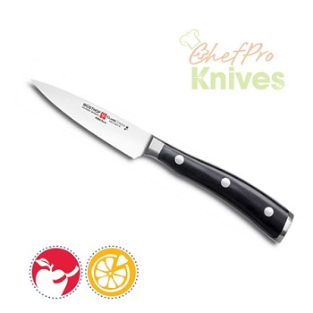 Wusthof Classic Ikon Paring Knife - 3.5 in.