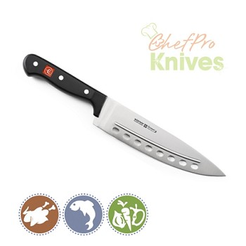 Wusthof Gourmet Vegetable Ridge Knife - 8 in