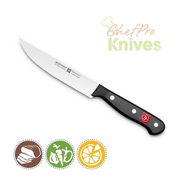 Wusthof Gourmet Kitchen Knife, 5""
