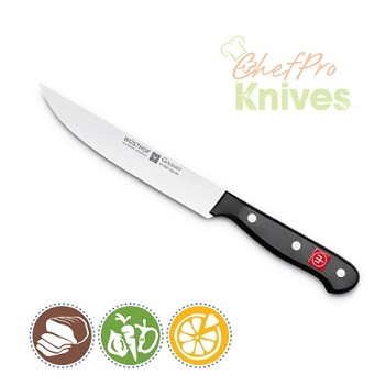 Wusthof Gourmet Kitchen Knife - 6 in