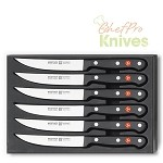 Wusthof Gourmet Steak Knife Set, 6 Pc.