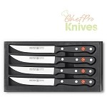 Wusthof Gourmet Steak Knife Set, 4 Pc.