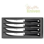 Wusthof Grand Prix II Steak Knife Set, 4 Pc.