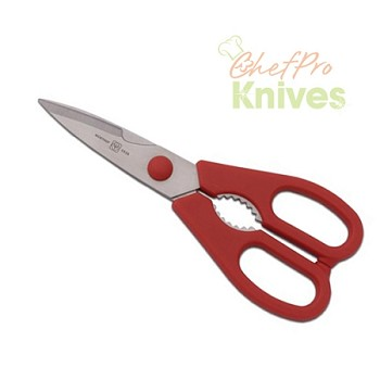 Wusthof Come-A-Part Kitchen Shears - Red