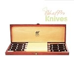 Zwilling JA Henckels Gourmet Steak Set in Presentation Box, 8 Pc.