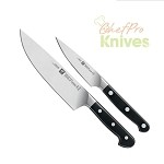 Zwilling JA Henckels Pro Chef Kitchen Knife Set, 2 Pc.